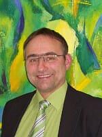 Porträtfoto von Martin Mayer-Abt
