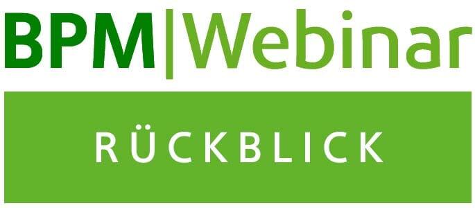 Webinar-Rückblick
