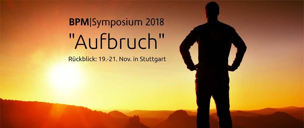 Rückblick auf das BPM|Symposium 2018