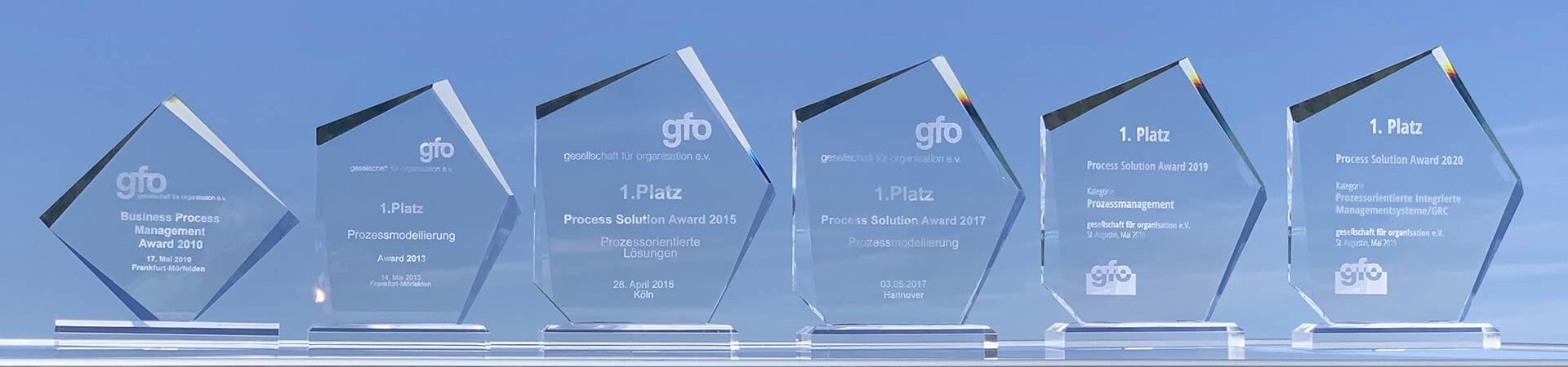 gfo-Awards für Intellior