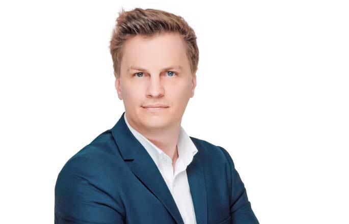 Christoph Klett Porträt