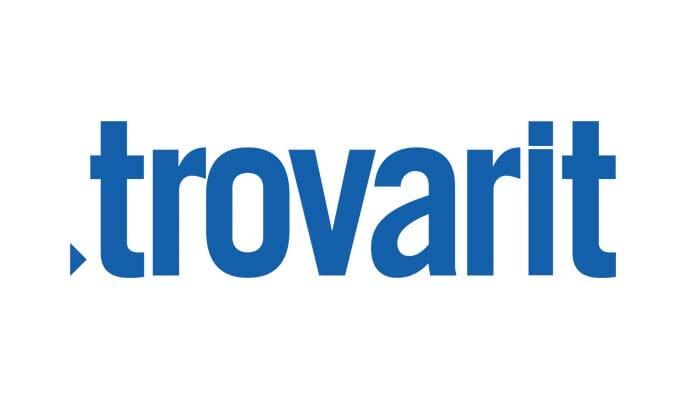 Trovarit AG: Logo