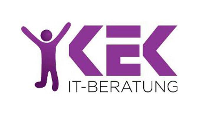 Logo der KEK IT-Beratung