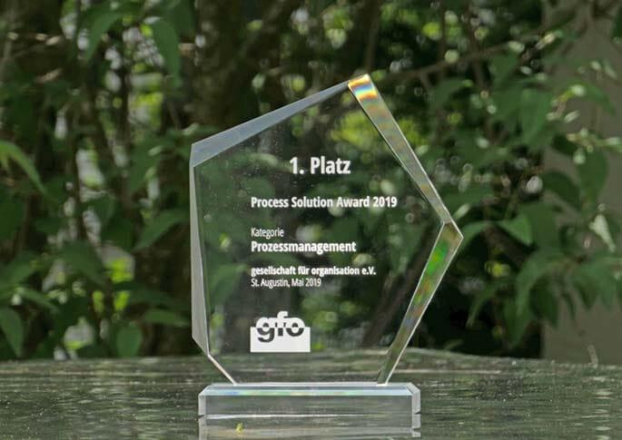 Process Solution Award 2019