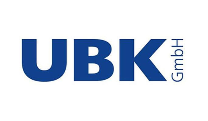 Logo der UBK GmbH